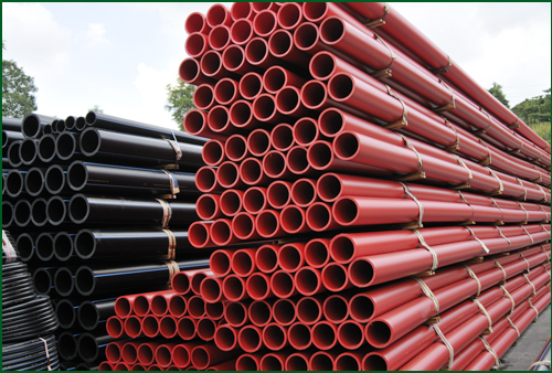Corrugated Solid Culvert Drainage Pipe